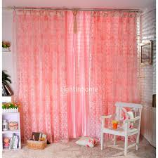 Gingham Curtains Pink by Curtains Pink And White Curtains Top Drapes Curtains