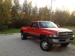 1997 dodge ram 3500 diesel for sale purchase used 1997 dodge ram 3500 4x4 dually extended cab 2