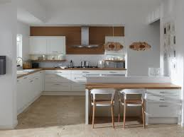 painting a kitchen with yellow countertops island with attached