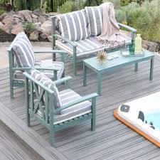 Conversation Sets Patio Furniture - farmhouse patio furniture finds house of hargrove