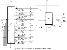 two simple 24 hour timer circuit schematics u2013 readingrat net