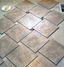 Diy Bathroom Flooring Ideas Tile Trendy Bathroom Floor Tiles With Perfect Finishing Touch