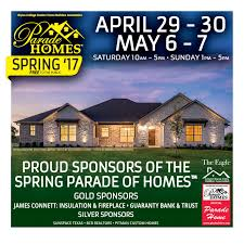 parade of homes by the eagle advertising department issuu