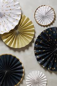 black and gold centerpieces 20 chic decorating ideas with a black gold and white