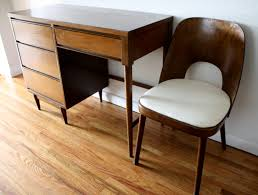 Midcentury Desk Chair Mid Century Modern Desk And Chair Picked Vintage