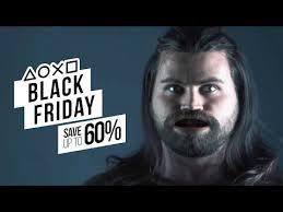 gamespot black friday deals playstation store black friday promotional trailer youtube