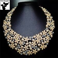 big pearl necklace wedding images Lovely big pearl necklaces www jpg