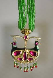 traditional assamese handcrafted jewellery has a quite