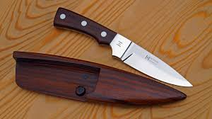 Kitchen Knives Made In Usa Hunters International Drop Point Gentleman Knife Usa Japan Custom