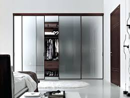 Frosted Closet Sliding Doors Closet Frosted Closet Sliding Doors Bedroom White Shades Sliding