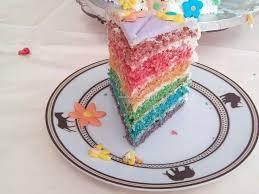 rainbow cake hervé cuisine rainbow cake les p tites douceurs de nini