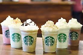 starbucks introduces 6 new frappuccino flavors time com