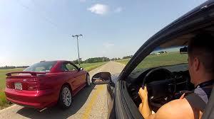 3000gt Torque Specs 94 Mustang Gt Vs 95 Mitsubishi 3000gt Youtube