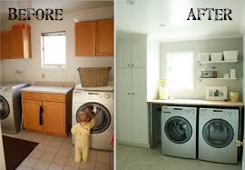 kitchen and laundry room designs downsize your laundry slotting