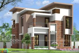 1980 square feet 4 bedroom modern home kerala home design and