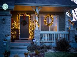 easy outdoor christmas decorating ideas cubicle christmas