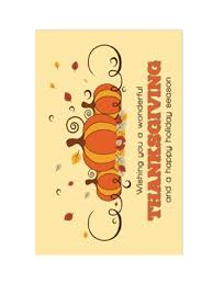 thanksgiving card free thanksgiving card template 5 free templates in pdf word excel