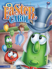 veggie tales easter an easter carol veggietales by kenney on ibooks