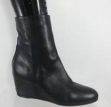 womens leather ankle boots size 9 vince s ankle boots us size 9 ebay
