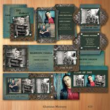 senior memory book ideas templates lovely high school graduation announcements ideas with