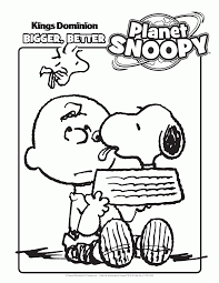 charlie brown characters coloring pages coloring home