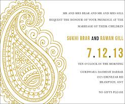 wedding invitations indian awesome indian wedding invitation templates you will