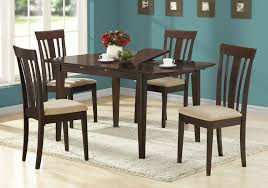 36 by 48 table dining table 36 x 48 x 60 cappuccino with a leaf furniture deals