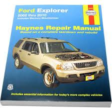 gallery ford explorer repair manual download virtual online