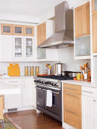 white kitchen cabinets with wood interior kitchen cabinets stylish ideas for cabinet doors better