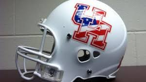 Flags Houston Byu Houston Virginia Tech Will Wear American Flag Helmets Ncaa