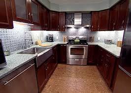 Kitchen Backsplash Dark Cabinets Fascinating Kitchen Backsplash - Kitchen tile backsplash ideas with dark cabinets