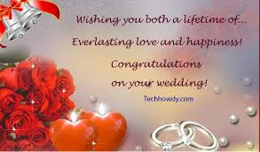 wedding congrats message marriage congratulations unique wishes quotes cards
