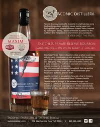 Whiskey Flag For Retailers U2014 Taconic Distillery