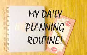 my daily planning routine how i schedule my day u2013 study edition