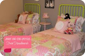How To Make A Twin Bed Headboard by How To Convert A Jenny Lind Crib Into A Twin Headboard U2013 Four To Adore