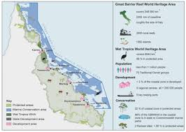 Coral Reef Map Of The World by Australia Courting Danger With The Great Barrier Reef Www