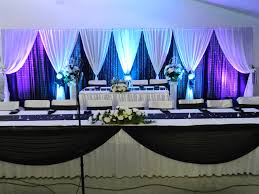 wedding hall decoration colours rainbow wedding decorations on