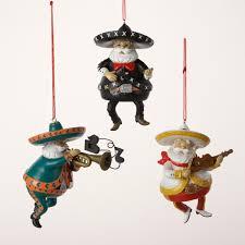 club pack of 12 mexican mariachi band santa claus