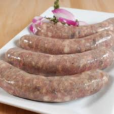 gourmet sausage duck and pork sausage with figs by terroirs d antan from usa buy