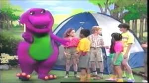 Barney Three Wishes Video On by Barney U0027s Campfire Sing Along Part 1 Youtube