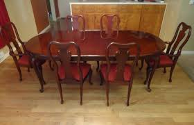 Used Thomasville Dining Room Furniture by Dining Room Graceful Thomasville Dining Room Set Thomasville