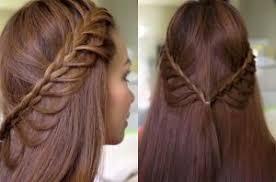 tutorial rambut tutorial kepang rambut modern terbaru mudah cantik