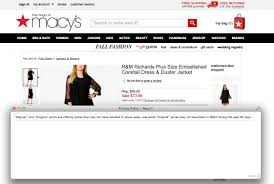macy u0027s disclaimer sale item may have never sold for u0027regular