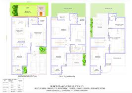 ajnara london square villa floor plan sector 22 a yamuna