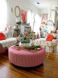 White Rattan Sofa Chic Orange Rattan Couch With White Cushion Polished Dark Red