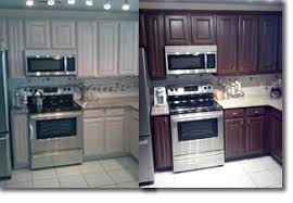kitchen cabinet refinishing contractors how to select your professional cabinet painting contractor