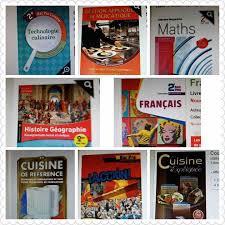 cuisine de reference livre recherche livre 2e bac pro cuisine annonce matériel et livres