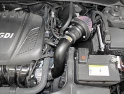 hyundai sonata performance parts k n 69 5301ttk performance air intake system intake kits