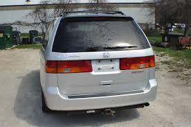 Honda City 2002 2002 Honda Odyssey Silver Used Mini Van Sale
