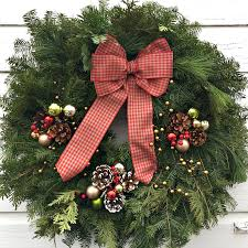 fresh christmas wreaths fresh christmas wreaths from northern minnesota